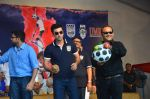 Ranbir Kapoor during the Mumbai City FC Dahi Handi Utsav at Shahaji Raje Bhosle Kreeda Sankul on 25th Aug 2016 (23)_57bff8b93084c.JPG