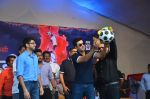 Ranbir Kapoor during the Mumbai City FC Dahi Handi Utsav at Shahaji Raje Bhosle Kreeda Sankul on 25th Aug 2016 (40)_57bff8dff156a.JPG