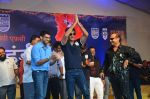 Ranbir Kapoor during the Mumbai City FC Dahi Handi Utsav at Shahaji Raje Bhosle Kreeda Sankul on 25th Aug 2016 (49)_57bff8f2acd64.JPG