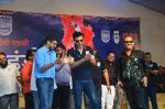 Ranbir Kapoor during the Mumbai City FC Dahi Handi Utsav at Shahaji Raje Bhosle Kreeda Sankul on 25th Aug 2016 (52)_57bff8f7d469b.JPG