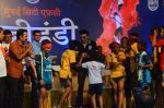 Ranbir Kapoor during the Mumbai City FC Dahi Handi Utsav at Shahaji Raje Bhosle Kreeda Sankul on 25th Aug 2016 (99)_57bff96703b72.JPG