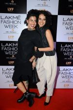 Sapna Bhavnani at Lakme Fashion Week 2016 Day 2 on 25th Aug 2016 (138)_57c00b0f9296d.JPG