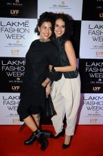 Sapna Bhavnani at Lakme Fashion Week 2016 Day 2 on 25th Aug 2016
