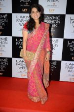 Shaina NC at Lakme Fashion Week 2016 Day 2 on 25th Aug 2016 (151)_57c00b28d1177.JPG