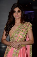 Shamita Shetty at Lakme Fashion Week 2016 Day 2 on 25th Aug 2016