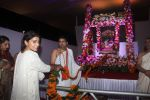 Shriya Saran snapped at  Isckon on 25th Aug 2016 (21)_57c007c70f879.JPG