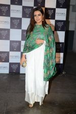 Tisca Chopra at Lakme Fashion Week 2016 Day 2 on 25th Aug 2016 (222)_57c00b64953f5.JPG