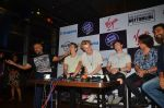 Vishal and Shekhar with The Vamps in Mumbai on 25th Aug 2016