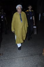 Javed Akhtar snapped at airport on 26th Aug 2016 (33)_57c101ced527b.JPG