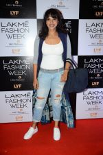 Manasi Scott at Payal Singhal and Priyadarshini Rao Red Carpet at Lakme Fashion Week 2016 on 26th Aug 2016