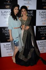 Mouni Roy at Payal Singhal and Priyadarshini Rao Red Carpet at Lakme Fashion Week 2016 on 26th Aug 2016 (167)_57c184a27a674.JPG
