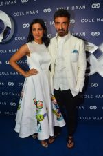Mugdha Godse, Rahul Dev at the launch of Cole Haan in India on 26th Aug 2016