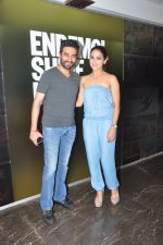 Neeti Mohan, Shekhar Ravjiani at Voice of India Kids Event on 26th Aug 2016 (102)_57c1b6970a2ef.JPG