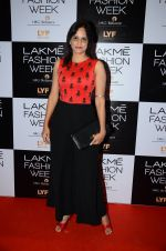 Nisha Harale at Lakme Fashion Week 2016 Day 3 on 26th Aug 2016