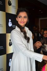 Sonam Kapoor endorses NGO Cuddle charity event on 26th Aug 2016