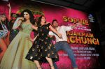 Varun Dhawan launches Sophie Choudry_s new album on 27th Aug 2016 (11)_57c1b2a3ebf50.jpg