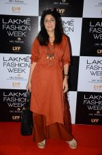 at Lakme Fashion Week 2016 Day 3 on 26th Aug 2016