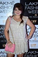 at Payal Singhal and Priyadarshini Rao Red Carpet at Lakme Fashion Week 2016 on 26th Aug 2016