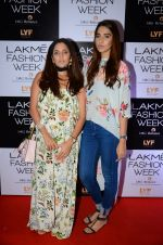 at Payal Singhal and Priyadarshini Rao Red Carpet at Lakme Fashion Week 2016 on 26th Aug 2016 (66)_57c183ebdc2d1.JPG