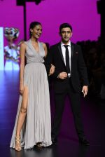 Amit Sadh walk the ramp for Shantanu and Nikhil Show at Lakme Fashion Week 2016 on 27th Aug 2016 (1235)_57c2c6f58554c.JPG