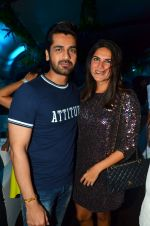 Arjan Bajwa at Shivan Naresh post bash in Asilo on 27th Aug 2016 (15)_57c2d49531077.JPG