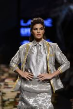 Jacqueline Fernandez walk the ramp for Rajesh Pratap Singh Show at Lakme Fashion Week 2016 on 27th Aug 2016 (31)_57c2db5b9ff22.JPG