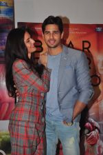 Katrina Kaif, Sidharth Malhotra promote Bar Bar Dekho in Mumbai on 27th Aug 2016 (16)_57c2c66ae91fc.JPG