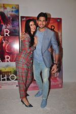 Katrina Kaif, Sidharth Malhotra promote Bar Bar Dekho in Mumbai on 27th Aug 2016 (5)_57c2c66579fd9.JPG