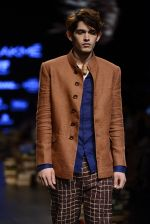 Model walk the ramp for Rajesh Pratap Singh Show at Lakme Fashion Week 2016 on 27th Aug 2016 (218)_57c2dcfdbf2a5.JPG