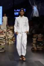 Model walk the ramp for Rajesh Pratap Singh Show at Lakme Fashion Week 2016 on 27th Aug 2016 (479)_57c2df236b5f7.JPG