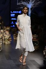 Model walk the ramp for Rajesh Pratap Singh Show at Lakme Fashion Week 2016 on 27th Aug 2016 (488)_57c2df34cbbc7.JPG