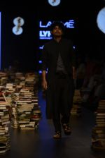 Model walk the ramp for Rajesh Pratap Singh Show at Lakme Fashion Week 2016 on 27th Aug 2016 (121)_57c2dbee42f4a.JPG