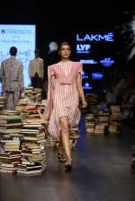 Model walk the ramp for Rajesh Pratap Singh Show at Lakme Fashion Week 2016 on 27th Aug 2016 (253)_57c2dd539f704.JPG