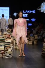 Model walk the ramp for Rajesh Pratap Singh Show at Lakme Fashion Week 2016 on 27th Aug 2016 (254)_57c2dd5565e37.JPG