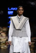 Model walk the ramp for Rajesh Pratap Singh Show at Lakme Fashion Week 2016 on 27th Aug 2016 (300)_57c2ddaf350ce.JPG