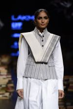 Model walk the ramp for Rajesh Pratap Singh Show at Lakme Fashion Week 2016 on 27th Aug 2016 (302)_57c2ddb341eb8.JPG