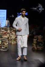 Model walk the ramp for Rajesh Pratap Singh Show at Lakme Fashion Week 2016 on 27th Aug 2016 (320)_57c2ddd822897.JPG