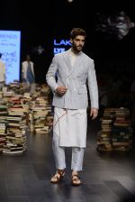 Model walk the ramp for Rajesh Pratap Singh Show at Lakme Fashion Week 2016 on 27th Aug 2016 (321)_57c2ddda92da3.JPG