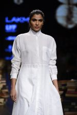 Model walk the ramp for Rajesh Pratap Singh Show at Lakme Fashion Week 2016 on 27th Aug 2016 (372)_57c2de59f41a1.JPG
