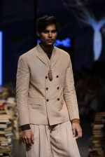 Model walk the ramp for Rajesh Pratap Singh Show at Lakme Fashion Week 2016 on 27th Aug 2016 (402)_57c2de952b32e.JPG