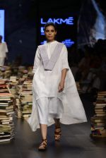 Model walk the ramp for Rajesh Pratap Singh Show at Lakme Fashion Week 2016 on 27th Aug 2016 (411)_57c2dea6418b6.JPG