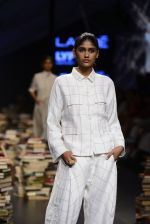 Model walk the ramp for Rajesh Pratap Singh Show at Lakme Fashion Week 2016 on 27th Aug 2016 (482)_57c2df29cb4eb.JPG