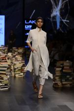 Model walk the ramp for Rajesh Pratap Singh Show at Lakme Fashion Week 2016 on 27th Aug 2016 (484)_57c2df2e67e98.JPG
