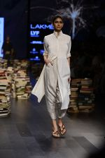 Model walk the ramp for Rajesh Pratap Singh Show at Lakme Fashion Week 2016 on 27th Aug 2016 (486)_57c2df3207a0b.JPG
