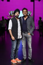 Model walk the ramp for Shantanu and Nikhil Show at Lakme Fashion Week 2016 on 27th Aug 2016 (1075)_57c2d1606aa79.JPG