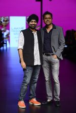 Model walk the ramp for Shantanu and Nikhil Show at Lakme Fashion Week 2016 on 27th Aug 2016 (1083)_57c2d174d7867.JPG