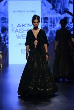 Model walk the ramp for Shantanu and Nikhil Show at Lakme Fashion Week 2016 on 27th Aug 2016 (1295)_57c2d2ed049de.JPG