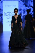 Model walk the ramp for Shantanu and Nikhil Show at Lakme Fashion Week 2016 on 27th Aug 2016 (1296)_57c2d2ee41b47.JPG