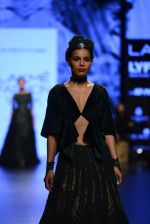 Model walk the ramp for Shantanu and Nikhil Show at Lakme Fashion Week 2016 on 27th Aug 2016 (1302)_57c2d2f7d6384.JPG