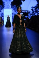 Model walk the ramp for Shantanu and Nikhil Show at Lakme Fashion Week 2016 on 27th Aug 2016 (1307)_57c2d300211e0.JPG